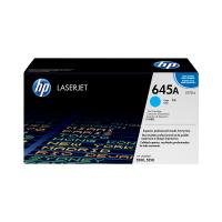 HP 645A Cyan Original LaserJet Toner Cartridge - C9731A