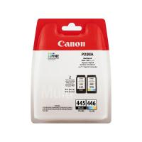 Canon 445 and 446 Ink Cartridge Multipack