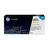 HP 307A Yellow Original LaserJet Toner Cartridge - CE742A