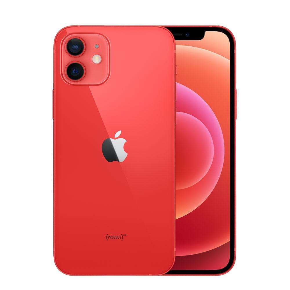 Apple iPhone 12 128GB Product Red TRA Version