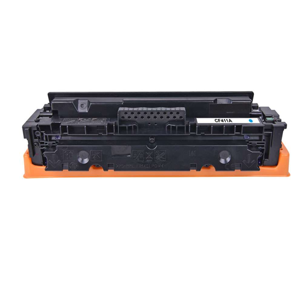 Compatible Toner Cartridge For HP Color LaserJet Pro M452dn, M377, And M477 Cyan - CF411A
