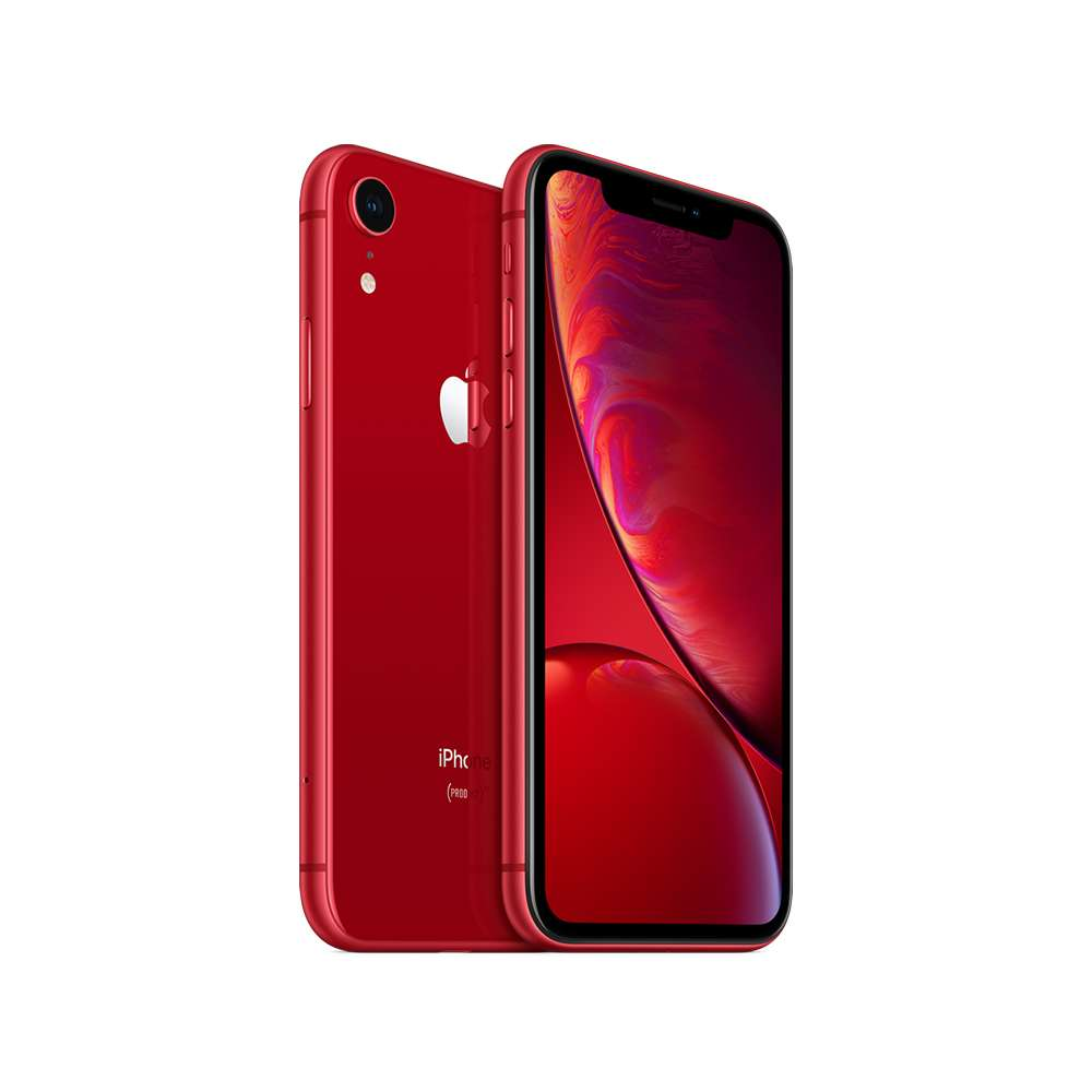 Apple iPhone XR 64GB Red with FaceTime
