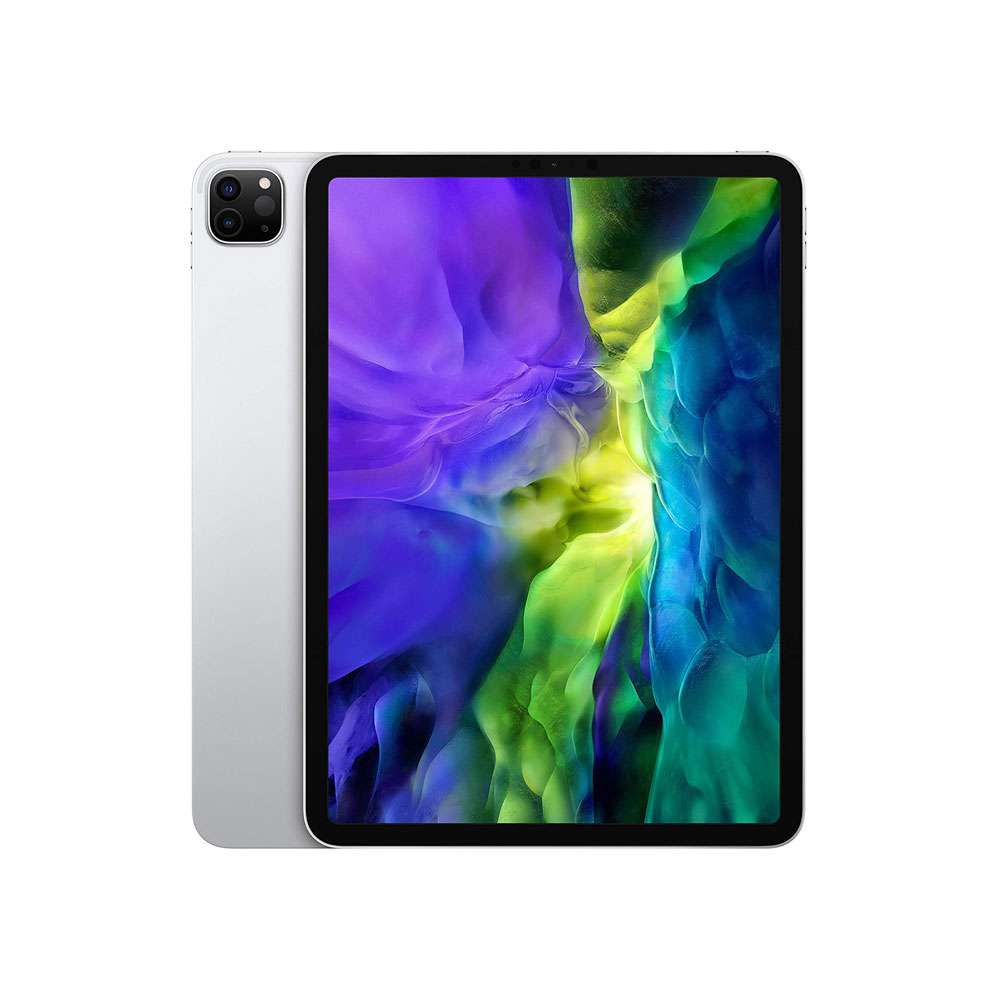 Apple iPad Pro 2020 Wi-Fi   Cellular, 11 Inch, 512GB, Silver MXE72LL/A