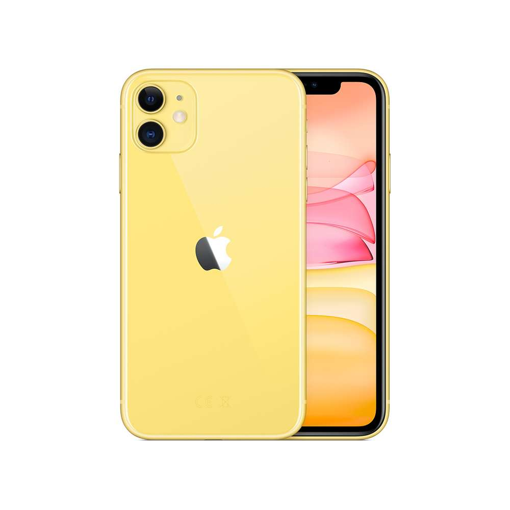 Apple iPhone 11 64GB Yellow with FaceTime