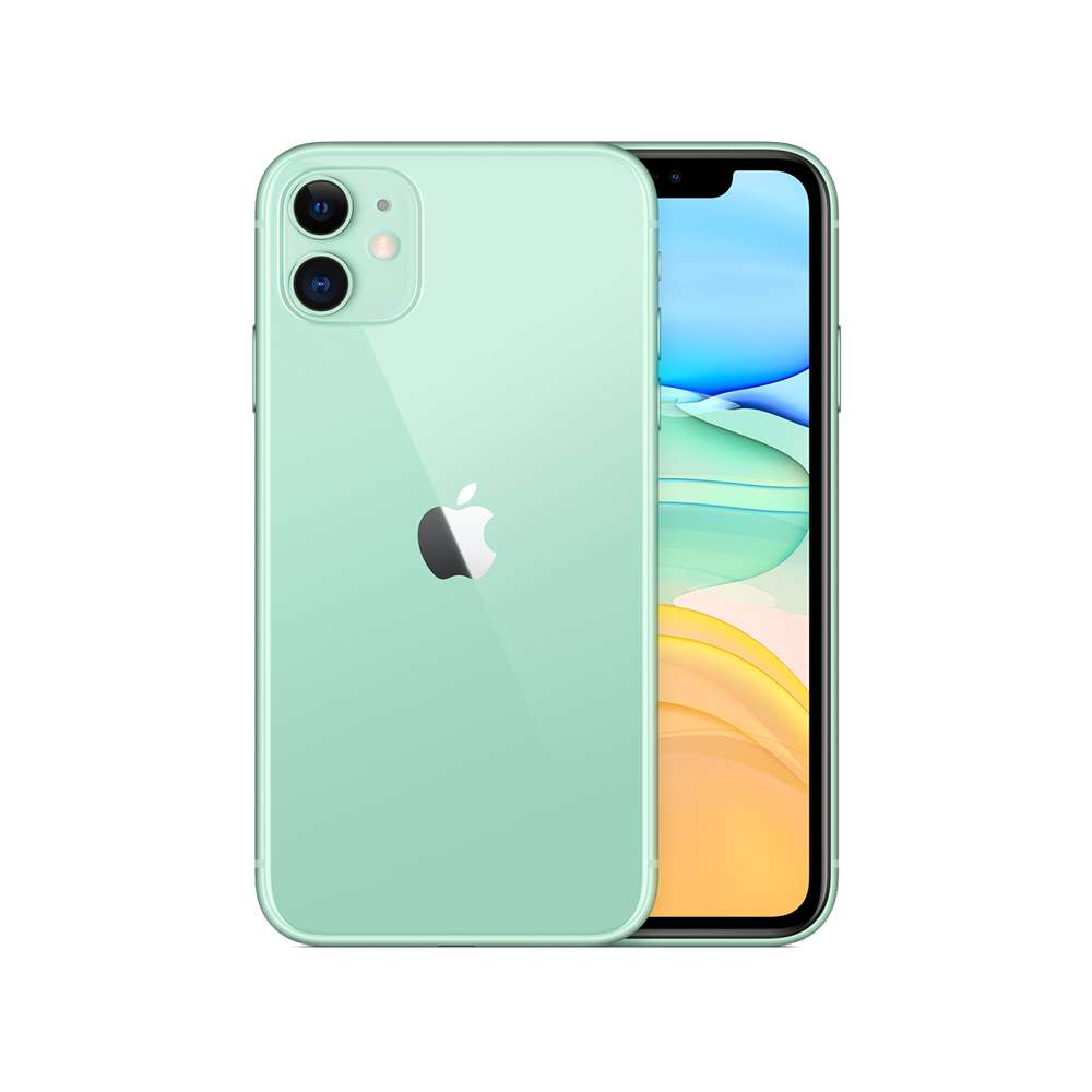iPhone 11 256GB Green with FaceTime